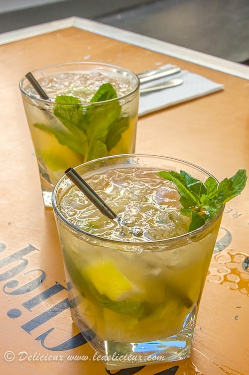 James St Bistro - Mojitos